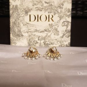 Dior Triables Earrings